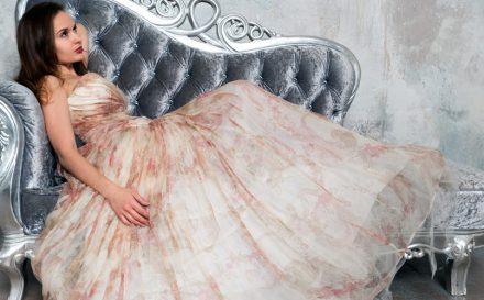 best evening gown fabrics