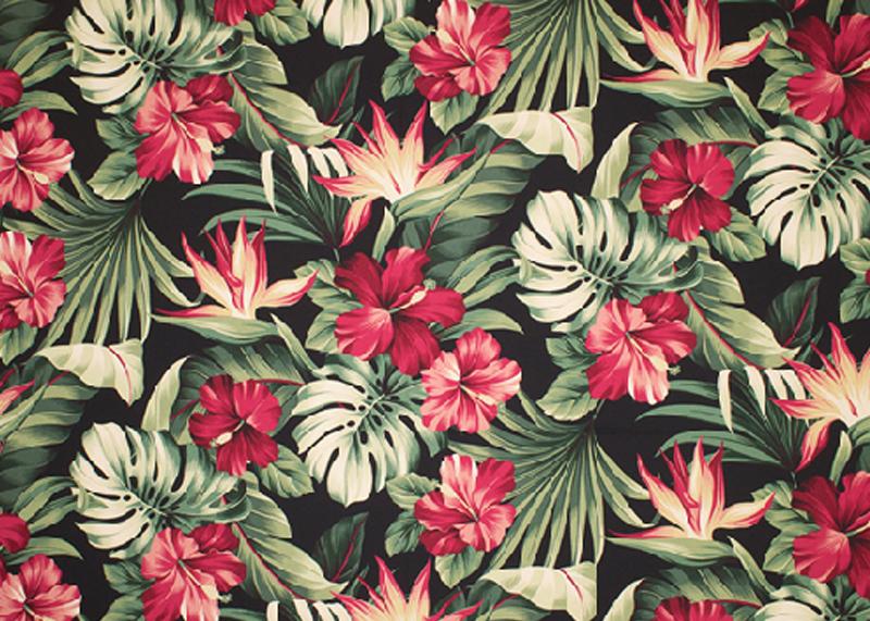 sland vintage floral print