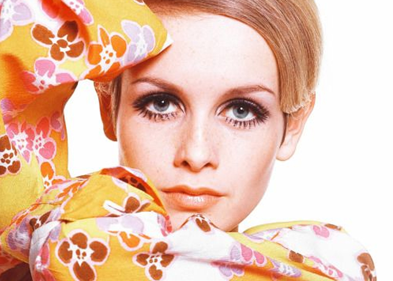twiggy fashion icon 1960s fashion