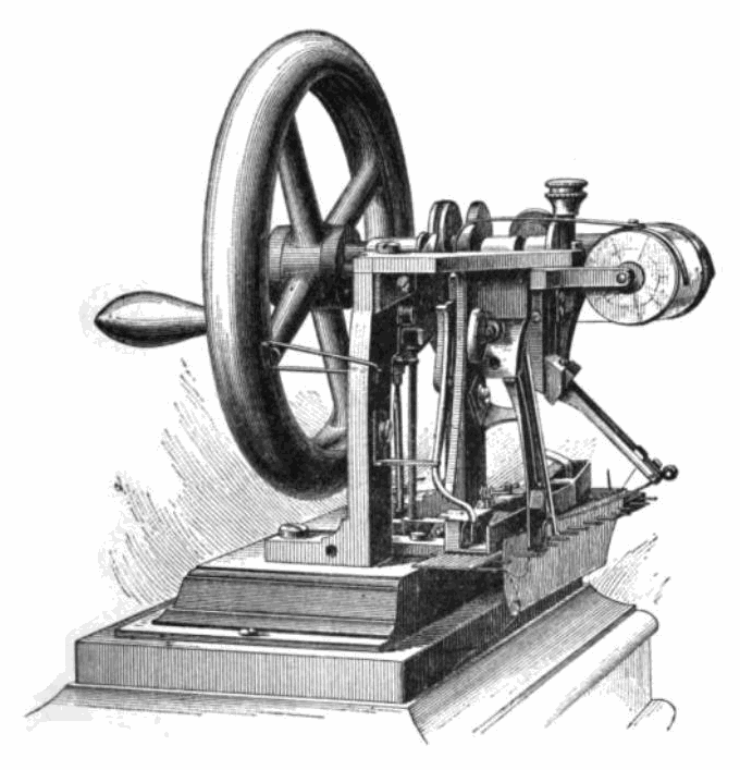 Who Invented The Sewing Machine In The Industrial Revolution