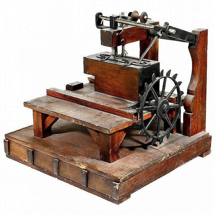 thomas saint sewing machine