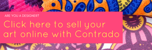 where to sell art online with contrado application