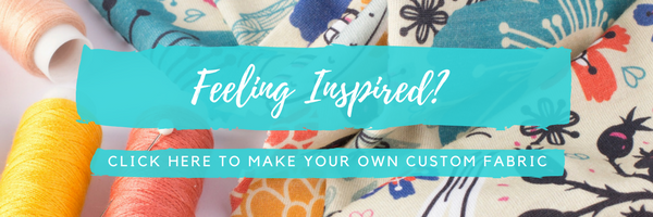 make your own custom fabric