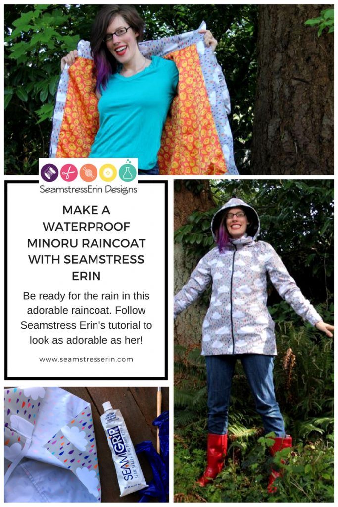 seasmstress erin raincoat tutorial blog
