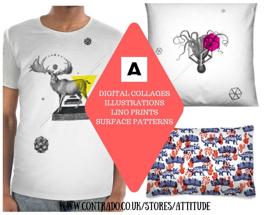 attitude creative artists at contrado