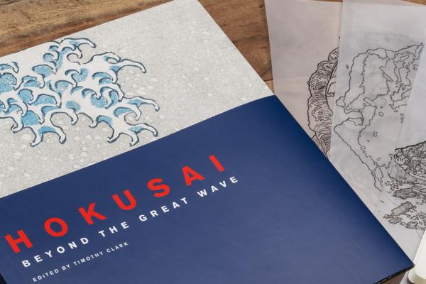 hokusai exhibition