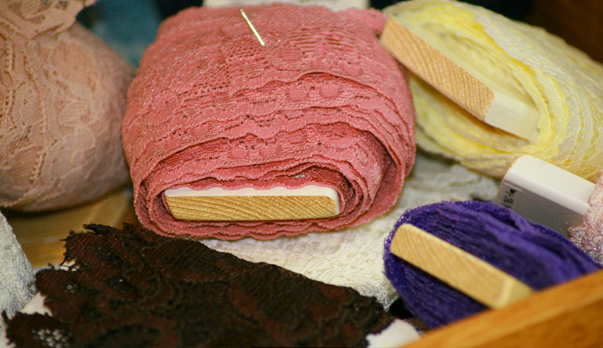what is lace fabric