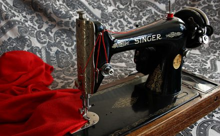how old is your singer sewing machine