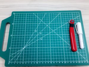 sewing for beginners blog cutting mat