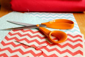 sewing for beginners blog fabric scissors