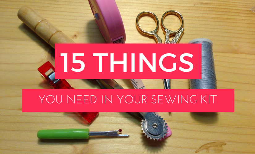 Sewing for Beginners Where to Start with Your First Sewing Kit Inspiration Beginners Sewing Machine Kit