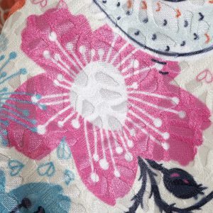 princess lace satin bodysuit fabric