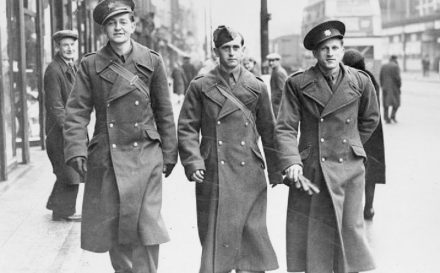 history of trench coat