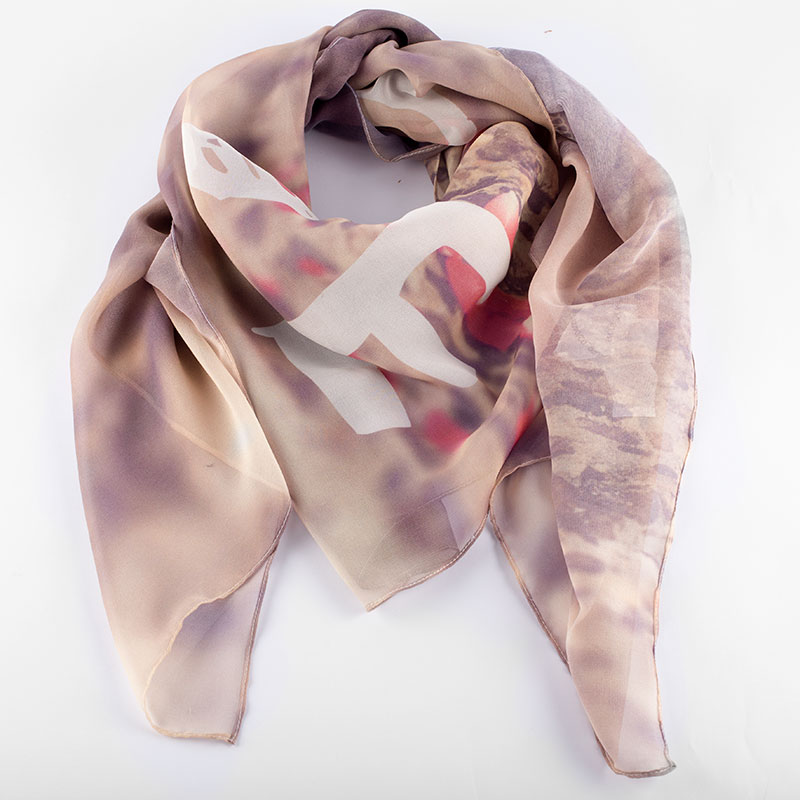 georgette scarf