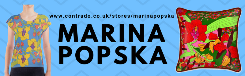 bold and beautiful marina popska