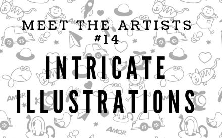 illustrations meet the artists