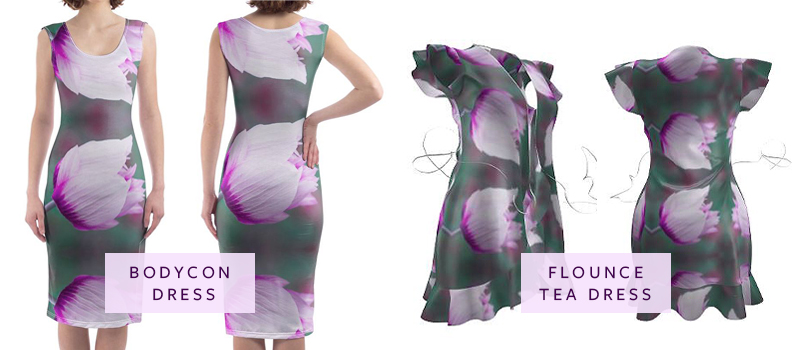 Dresses with my design