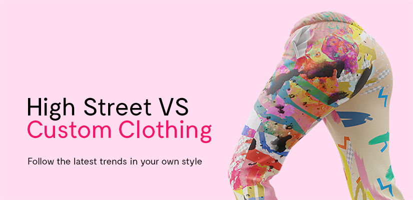 High Street vs Custom Clothing