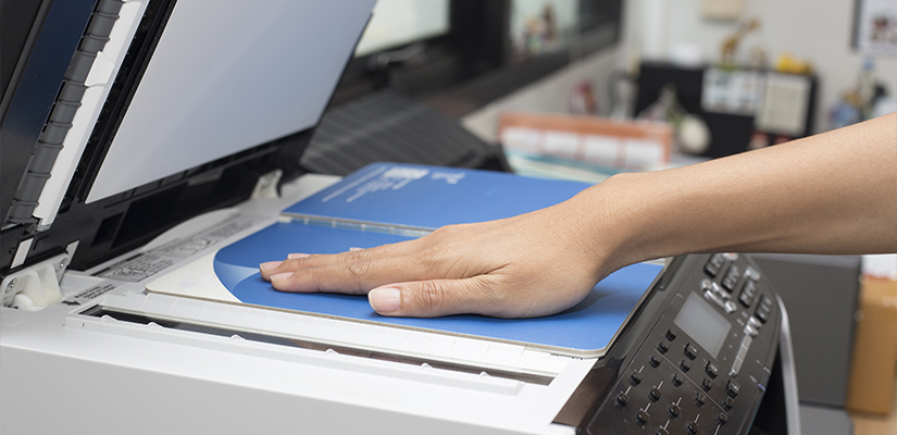 Scanning your Sections