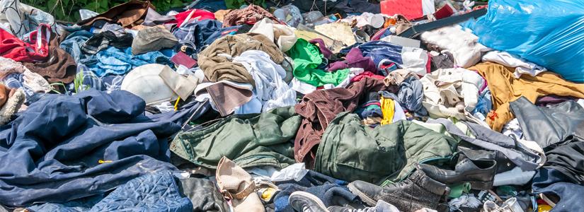 fast fashion landfill clothing
