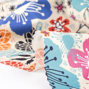 fold of fabric
