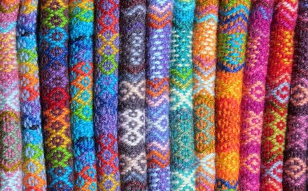 patterned fabric