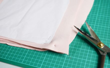 scuba fabric sewing