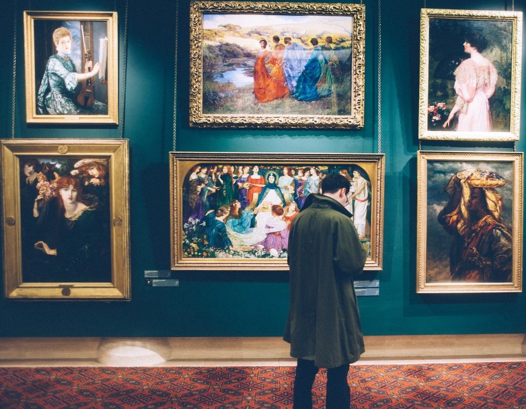 promote your art galleries