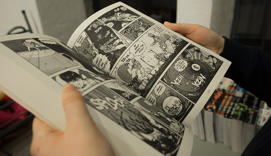 comic book contests