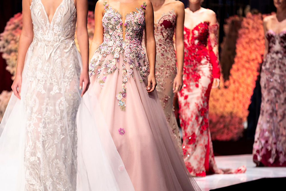 runway haute couture