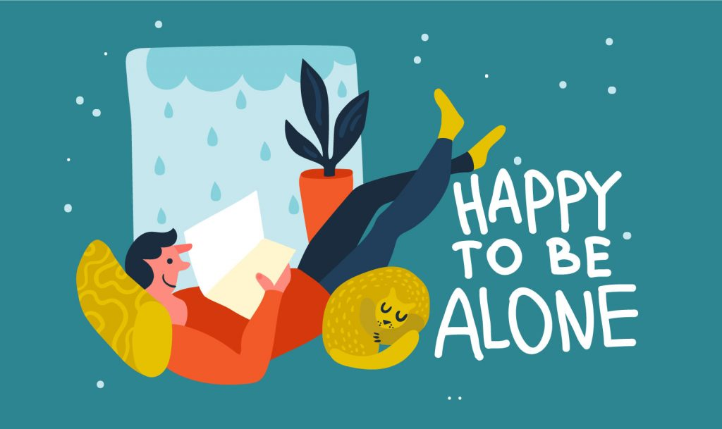 happy to be alone creative careers for introverts