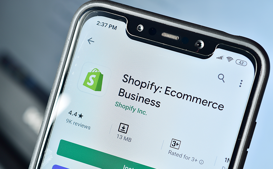 shopify drop-shipping with contrado