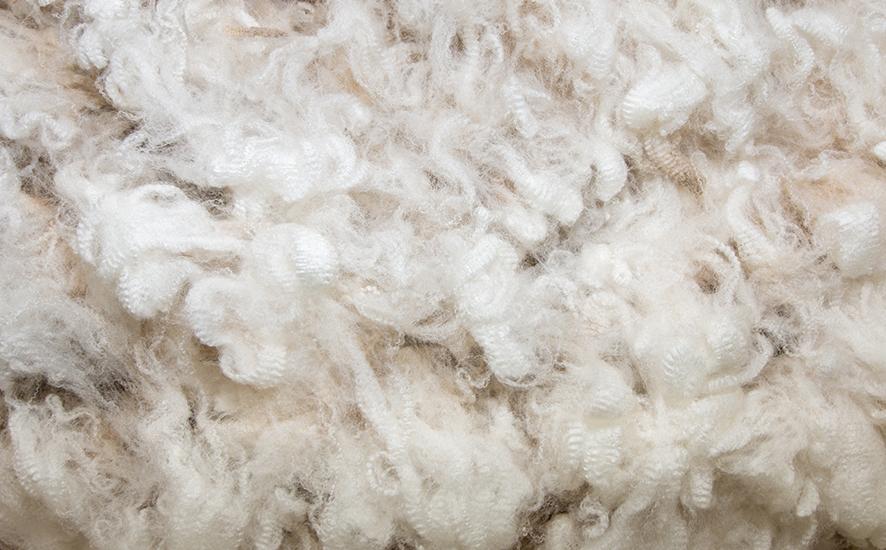 herringbone is usually made from wool or tweed