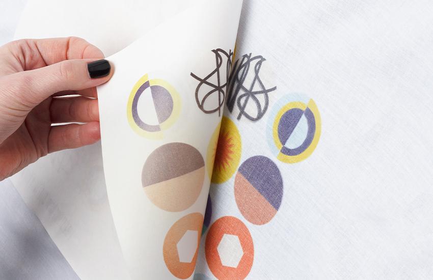 transfer printing on fabric